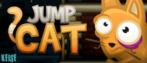 Jump Cat: The Jumping Kitten